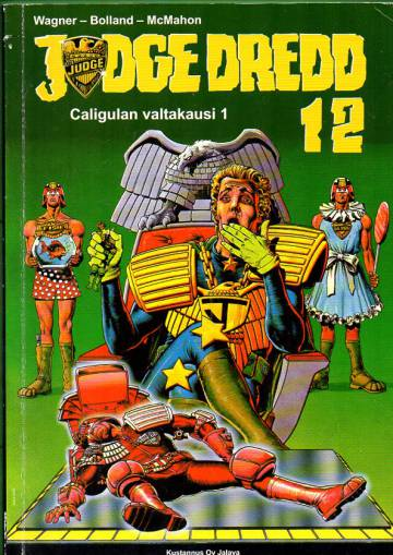 Judge Dredd 12 - Caligulan valtakausi 1