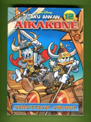 Aku Ankan Aikakone 12 - Valloittavat viikingit