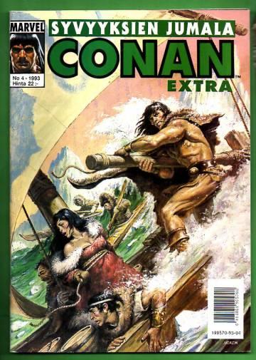 Conan-extra 4/93 - Syvyyksien jumala