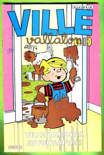 Ville Vallaton 5/87