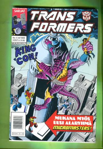 Transformers 6/89
