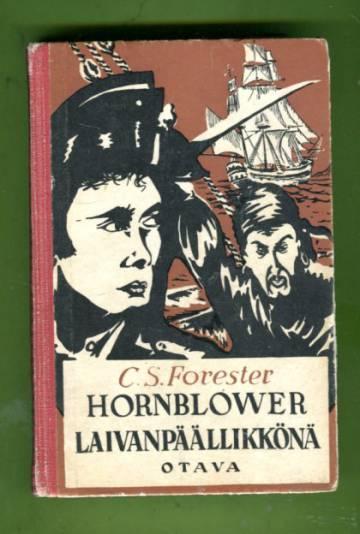 Hornblower laivanpäällikkönä - Seikkailuromaani
