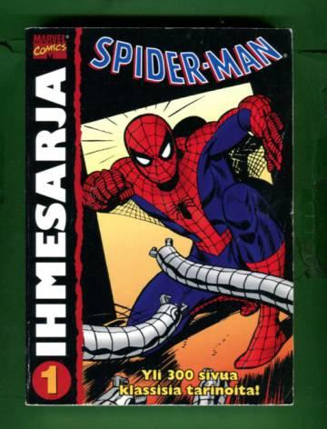 Ihmesarja 1 - Hämmästyttävä Hämähäkkimies (Spider-Man)