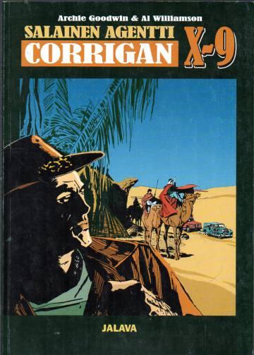 Salainen agentti X-9 Corrigan 1