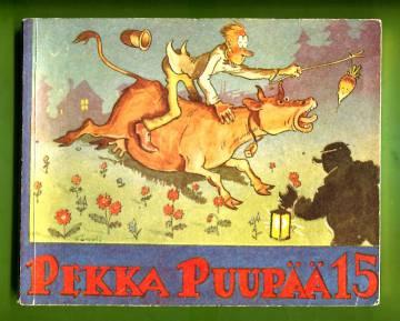 Pekka Puupää 15
