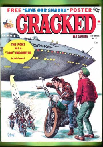 Cracked #153 Sep 78