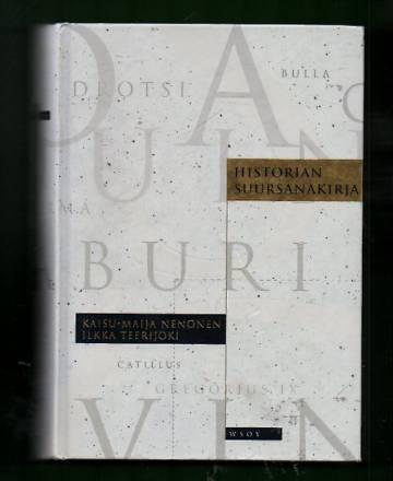 Historian suursanakirja