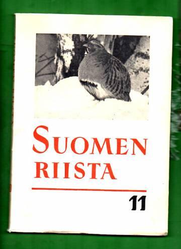 Suomen riista 11