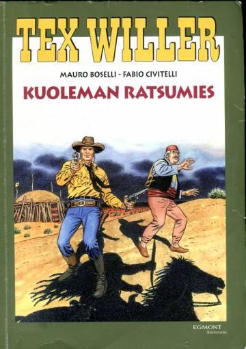 Tex Willer -suuralbumi 27 - Kuoleman ratsumies