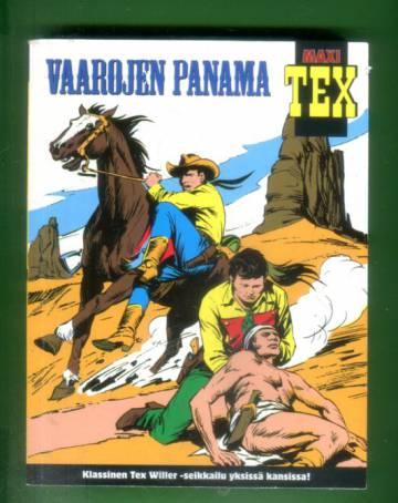 Maxi Tex 24 - Vaarojen Panama (Tex Willer)