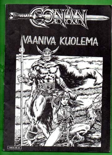 Conan - Vaaniva kuolema