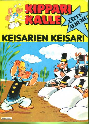 Kippari Kalle -albumi 2 - Keisarien keisari