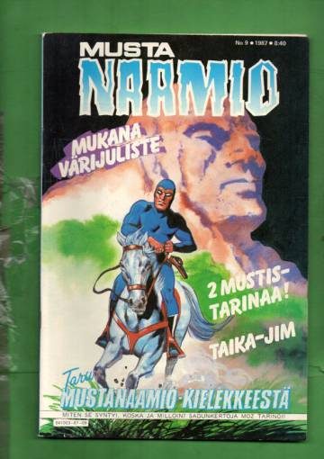 Mustanaamio 9/87 + JULISTE