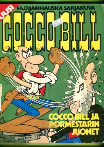 Cocco Bill 1 - Cocco Bill ja pormestarin juonet