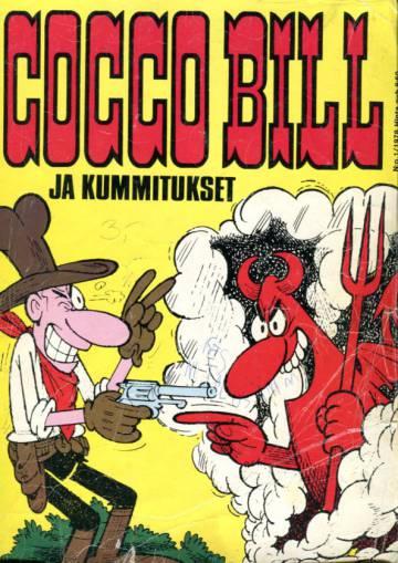 Cocco Bill 9 (1/78) - Cocco Bill ja kummitukset