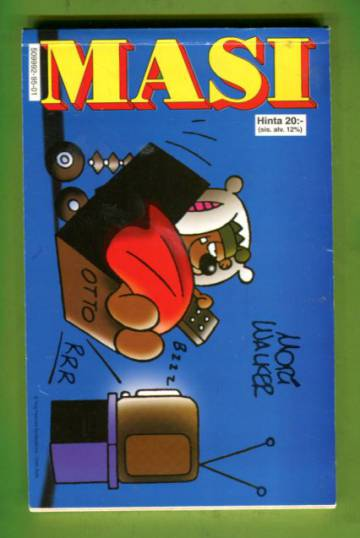 Masi-minialbumi 1/95