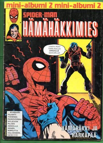 Hämähäkkimies-mini-albumi 2 - Hämähäkki ja Härkäpää (Spider-Man)