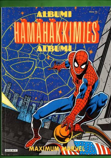 Maximum Marvel 1/88 - Hämähäkkimies-albumi