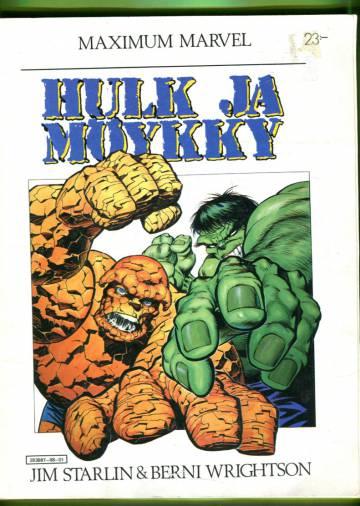 Maximum Marvel - Hulk ja Möykky