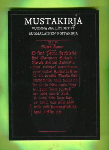 Mustakirja - Vuonna 1862 löydetty suomalainen noitakirja