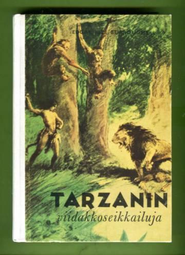 Tarzanin viidakkoseikkailuja