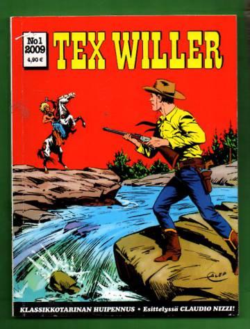 Tex Willer 1/09