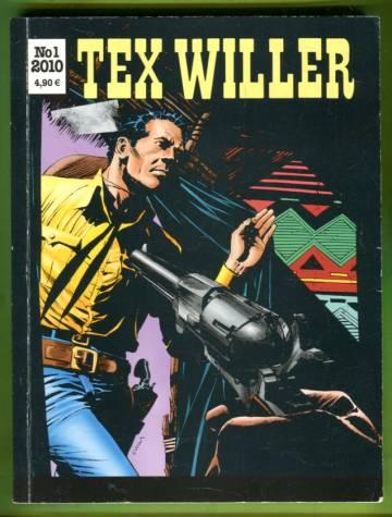 Tex Willer 1/10