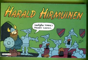 Harald Hirmuinen -minialbumi 6