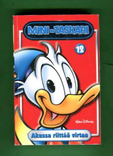 Mini-Taskari 12 - Akussa riittää virtaa