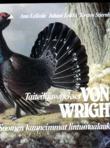 Taiteilijaveljekset von Wright - Suomen kauneimmat lintumaalaukset