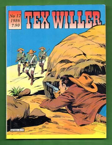 Tex Willer 12/86