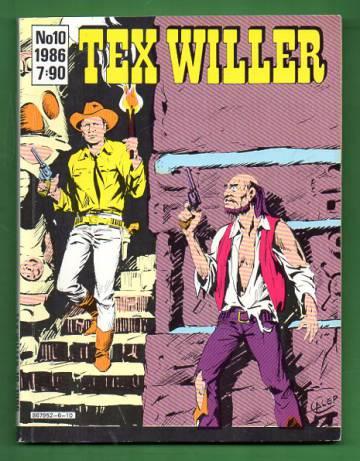 Tex Willer 10/86
