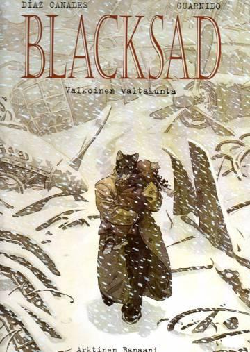 Blacksad 2 - Valkoinen valtakunta