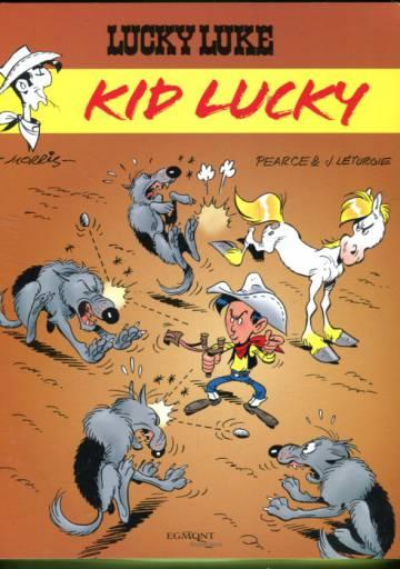 Lucky Luke 72 - Kid Lucky (1.painos)