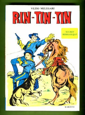 Rin-Tin-Tin ja siniset paholaiset