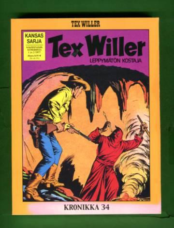 Tex Willer -kronikka 34 - Fort Defiance & Leppymätön kostaja