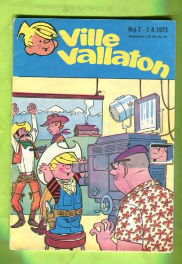 Ville Vallaton 7/73