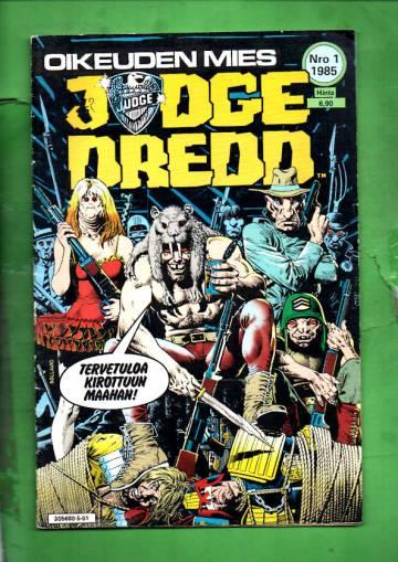 Judge Dredd 1/85