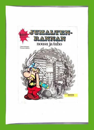 Asterix 14 - Jumaltenrannan nousu ja tuho