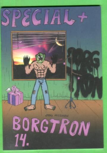 VARASTOTYHJENNYS Borgtron 14 - Special +