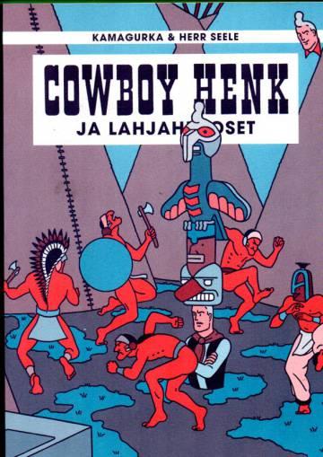 Cowboy Henk ja lahjahevoset