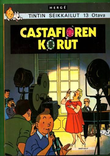 Tintin seikkailut 13 - Castafioren korut