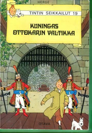 Tintin seikkailut 19 - Kuningas Ottokarin valtikka (1. painos)
