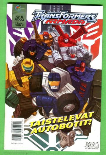 Transformers 5/03