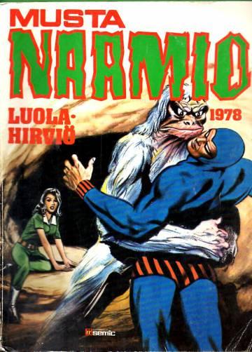 Mustanaamio - vuosialbumi 1978
