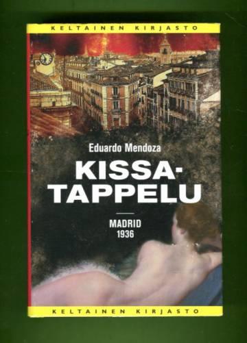 Kissatappelu - Madrid 1936
