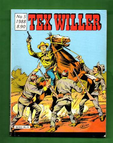 Tex Willer 5/88