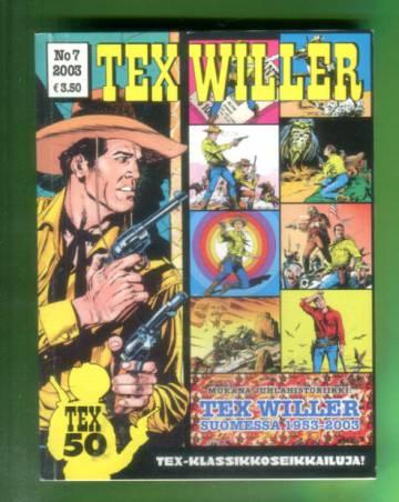 Tex Willer 7/03