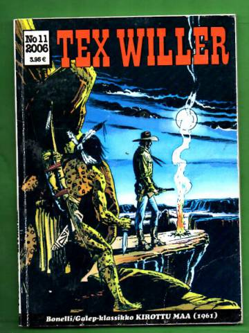 Tex Willer 11/06