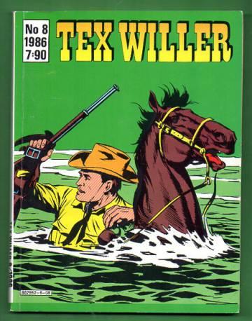 Tex Willer 8/86